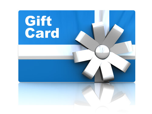 Receive a $10 Gift Card when you refer your friends and family